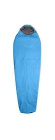 Мешок спальный (спальник) Trimm Summer 195 R steel blue правый