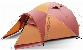 Палатка четырехместная Trimm Base Camp-D orange