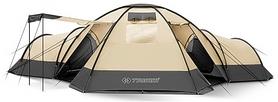 Палатка двенадцатиместная Trimm Bungalow II sand/grey бежевая