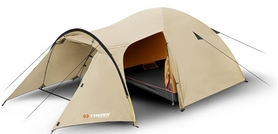 Палатка трехместная Trimm Focus sand бежевая