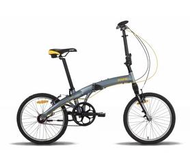 Фото 1 к товару Велосипед складной Pride Mini 3sp RST 20