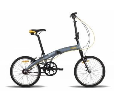 Велосипед складной Pride Mini 3sp RST 20