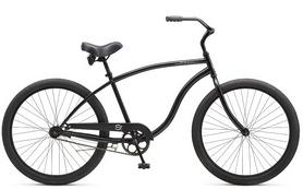 """Велосипед городской Schwinn Cruiser S1 2017 - 26"""", рама - М, черный (SKD-67-82)"""