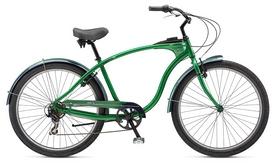 "Велосипед городской Schwinn Panther 2017 - 27,5"", рама - L, зеленый (SKD-66-11)"