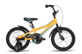 """Велосипед детский Pride Arthur 2016 - 16"""", оранжевый матовый (SKD-83-74)"""