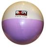 Мяч для фитнеса (фитбол) 65 см Body Sculpture белый - фото 1