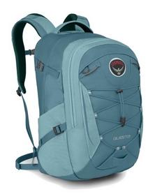 Рюкзак городской Osprey Questa 27 л Liquid Blue O/S