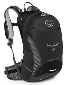 Рюкзак велосипедный Osprey Escapist 18 л Black M/L
