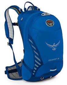 Рюкзак велосипедный Osprey Escapist 18 л Indigo Blue M/L