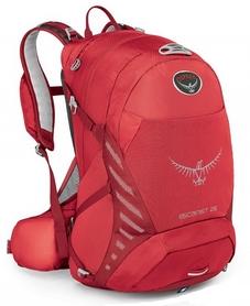 Рюкзак велосипедный Osprey Escapist 25 л Cayenne Red S/M