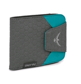 Кошелек Osprey QuickLock Wallet Tropic Teal бирюзовый O/S