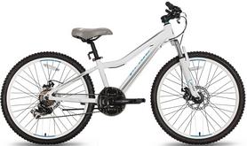 """Велосипед подростковый горный Pride Pilot 21 2016 - 24"""", рама - 12"""", белый (SKD-58-58)"""