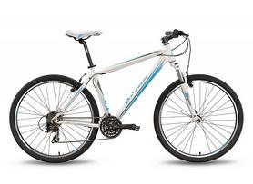 """Велосипед горный Pride XC-650 V 27,5"""" 2016 бело-синий матовый, рама - 17"""""""