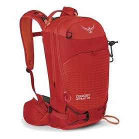 Рюкзак горнолыжный Osprey Kamber 22 л Ripcord Red M/L