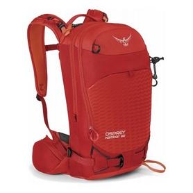 Рюкзак горнолыжный Osprey Kamber 22 л Ripcord Red S/M