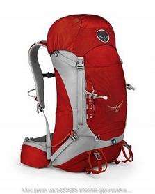 Рюкзак туристический Osprey Kestrel 38 л Dragon Red красный M/L