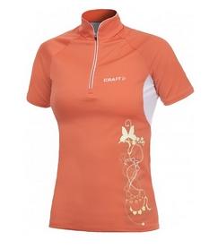 Футболка женская Craft Ab Jersey wmn оранжевая