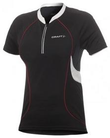 Футболка женская Craft Ab Classic Jersey черная