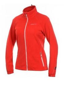 Термокуртка женская Craft Fleece Jacket Wmn красная