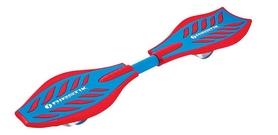 Скейтборд двухколесный (рипстик) Razor RipStik Berry Brights red/blue