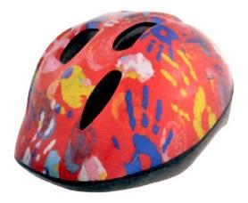 Шлем детский Bellelli Hand orange