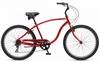 Велосипед городской Schwinn Corvette 2015 dark red - 26