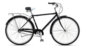 "Велосипед городской Schwinn Coffee 1 2015 black - 28"", рама - 18"""