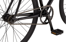 Фото 2 к товару Велосипед городской Schwinn Cutter 1-speed Racing man 2016 gloss black - 28
