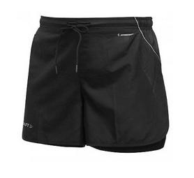 Шорты женские Craft Pr Shorts Wmn черные - S