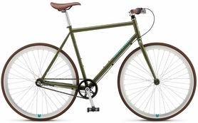 """Велосипед городской Schwinn Speedster Inter-3 2016 - 28"""", рама - 16"""", оливковый (SKD-69-61)"""