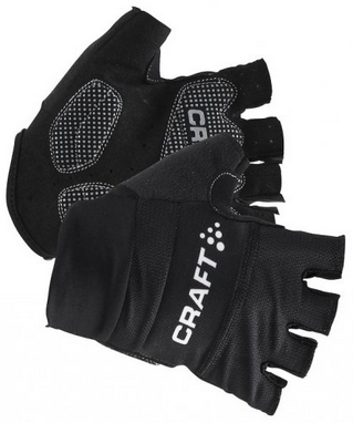 Велоперчатки мужские Craft Classic Glove M черные