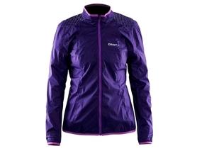 Куртка женская Craft Move Rain Jacket W фиолетовая