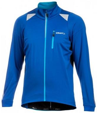 Велокуртка мужская Craft PB Storm Jacket синяя