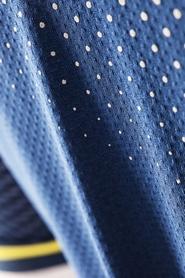 Фото 3 к товару Велофутболка мужская Craft Glow Jersey Man темно-синяя