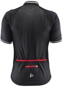 Фото 2 к товару Велофутболка мужская Craft Glow Jersey Man черная