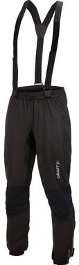 Термоштаны велосипедные Craft PB Rain Pants Man черные