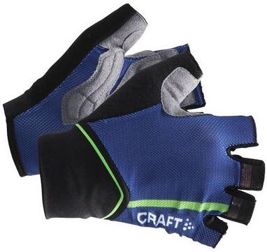Перчатки велосипедные Craft Puncheur Glove синие