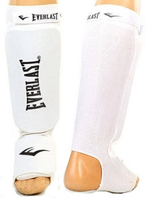 Защита для ног (голень + стопа) Everlast MA-4613-W