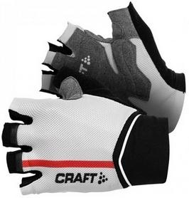 Перчатки велосипедные Craft PB Glove белые