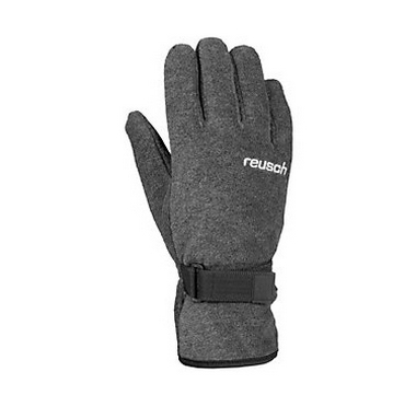 Распродажа*! Перчатки горнолыжные унисекс Reusch Basic Plus серые, размер - 10