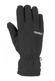 Распродажа*! Перчатки горнолыжные Reusch Basic черные - 8,5