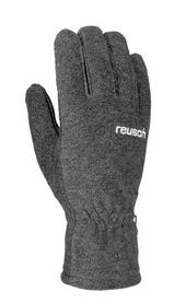 Распродажа*! Перчатки горнолыжные Reusch Magic серые - 9