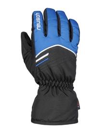 Перчатки горнолыжные подростковые Reusch Bendix R-TEX XT Junior синие
