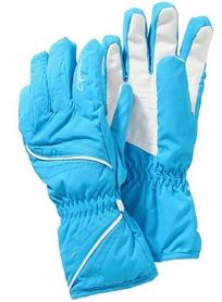 Перчатки горнолыжные женские Reusch Mailin dresden blue/white