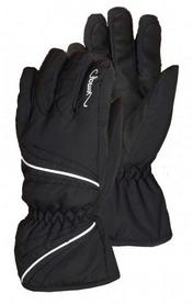 Перчатки горнолыжные женские Reusch Mailin dresden black/white