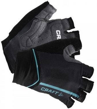 Перчатки велосипедные Craft Puncheur Glove черно-синие