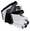 Велоперчатки женские Craft Glow Glove Black/White - фото 1