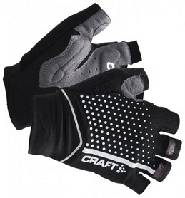Велоперчатки женские Craft Glow Glove Black