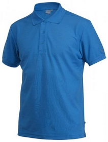 Футболка мужская Craft Polo Shirt Pique Classic Sweden Blue