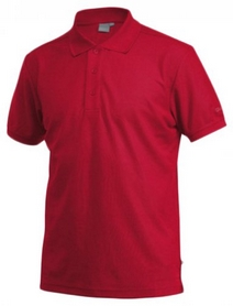 Футболка мужская Craft Polo Shirt Pique Classic Bright Red